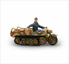 PIOMBO SOLDATI MOTO della Luftwaffe, KETTENKRAD NSU (Halftrack) - smi015