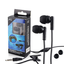 Earphone Headset Earbud with Mic For Sony PS4 Playstation 4 Gaming Controller UK