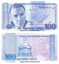 Armenia 100 Dram 1998  P-42  Banknotes  UNC