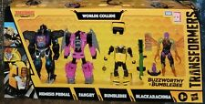 Hasbro Transformers War For Cybertron Trilogy Worlds Collide Brand New