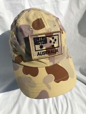 Army Australian Auscam DPDU Operator Cap and Subdued ANF Patch