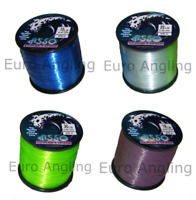 Asso NEW Casting Sea Fishing Mono Line 4oz Spool - All Colours