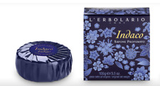 L'Erbolario Indigo Soap Scented 100g Indigo Detergent Vegetable Oil Coconut