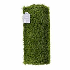 Talking Tables Artificial Grass Table Runner for Game Day, Easter, Birthdays   W