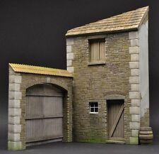 DioDump DD051 Ardennes Farm Yard ´Gouvy'  1:35 scale PLASTER diorama building