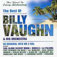 NEW The Best of Billy Vaughn & His Orchestra (Audio CD)