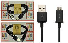 CAVO NERO MICRO USB UNIVERSALE DATI SYNC CABLE UNIVERSAL (SAMSUNG, SONY, HTC,..)