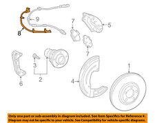 FORD OEM Front Brake-Flex Hose 8A5Z2079A