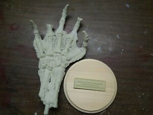 Creature from the black lagoon Fossel hand replica kit. Free shipping.