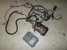 1999 Polaris 1200 genesis Wire wiring Harness Control Board Module Ignition