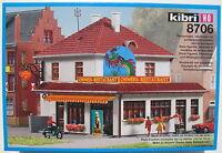 Kibri 8706 - China Restaurant - Spur H0 - Eisenbahn Modellbausatz Gasthaus Kit