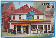 Kibri - 8706 - China Restaurant - Spur H0 - Eisenbahn Modellbausatz