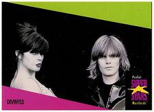 Divinyls #31 ProSet Super Stars MusiCards 1991 Trade Card (C376)