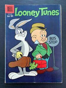 LOONEY TUNES #230 DELL COMICS 1960 VF-