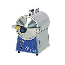 New Listing24l Medical High Pressure Steam Autoclave Sterilizer Stainless Steel Tm T24j