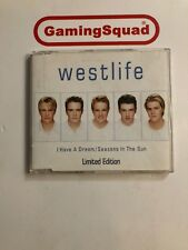 Westlife - I Have a Dream/ Seasons in the Sun CD, Supplied by Gaming Squad Ltd