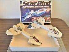 STAR BIRD pair with box Milton Bradley 1978