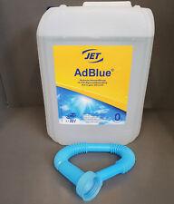 Adblue AD AZUL 1x 10l Bidón 10l con Decantador VW Audi Skoda Porsche #