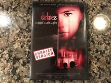 Darkness Unrated Version Dvd! 2002 Horror! (See) The Nameless Fragile & REC 2