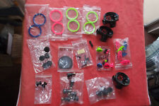 Lot of Ocean Edge / Reef 2nd stage regulator parts poppet diaphragm chamber body