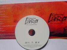 CATHERINE LARA UNE VOIX POUR FERRE CD ALBUM PROMO