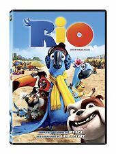 Rio (DVD, 2011, Canadian) NEW