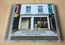 MUMFORD & SONS - SIGH NO MORE - CD (VERY GOOD+ cond.)