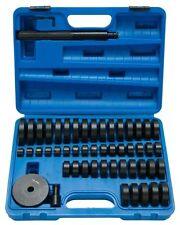 50Pcs Bearing Seal Driver Set Custom Bushing Bearing Hydraulic Press USA 18-65mm