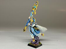 Warhammer AOS-  High Elves - High Elf Mage Pro Painted