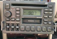 Volvo SC 816 Radio Cassette CD Player 850 S70 V70 C70 S40 V40 960 W/ Code 4664