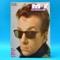 GDR Melody and Rhythm 11/1989 Puhdys Stevie Wonder Wilk & Friends Part Zwo 8