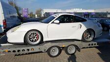 Porsche 911-996 GT3 MK1 Clubsport, Mezger, eZ 12-02, 59175km, Matching numbers.