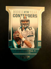 2012 Panini Contenders ROY Contenders Dolphins Rookie #9 Ryan Tannehill RC