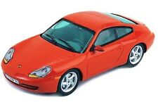 VITESSE V98146 PORSCHE CARRERA RED BODY DIECAST MODEL CAR 1:43rd scale