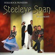 Steeleye Span - Folk Rock Pioneers in Concert [New CD] Bonus Tracks