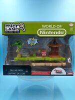neuf jouet world of nintendo zelda wind waker HD delux pack link