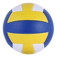 Sanft Press Volleyball PU Leder Match Training Volleyball Erwachsene Kinder H4J3