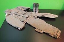 "12"" Action Figure 1/6 Male Clothes Military Uniform Soldier GI JOE hot toy 21st"