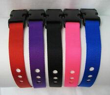 PetSafe Basic Deluxe Bark Collar Compatible Strap PBC-302 PDBC300 PINK 3 Hole