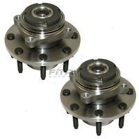 NEW LH RH FRONT WHEEL BEARING & HUB ASSEMBLY FOR 1999-2004 FORD F-250 SUPER DUTY
