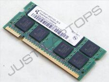 Qimonda Memoria RAM para computadora portátil 1 GB DDR2 40Y8403 40Y7734 36P3362 397831-007 395318-431