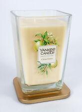 Yankee Candle Citrus Grove Elevation Collection 2 Wick 19.5oz Lemon Eucalyptus