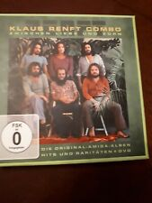 Klaus Renft Combo : Zwischen Liebe und Zorn (Orig. Amiga Alben, Mini CD Box + DV