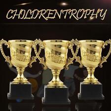 Plastic Mini Children Trophy Cup Prize Award Competition Sports Winner Decor