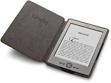 Amazon Kindle Cover in Pelle Nera per il Kindle 4 e 5 (prezzo consigliato £ 30)