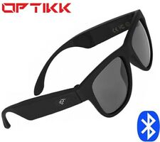 OPTIKK SMART SHADES - Bluetooth Wireless Audio Bone Conduction Smart Sunglasses
