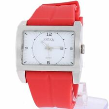Stainless Steel Case Matte Analogue Women's Wristwatches