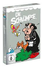 4 DVDs * DIE SCHLÜMPFE - DIE KOMPLETTE 9. STAFFEL # NEU OVP