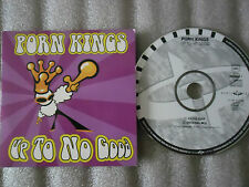 CD-THE PORN KINGS-UP TO NO GOOD-DANCE POOL-O'CONNOR/EVANS(CD SINGLE)-1996 2TRACK