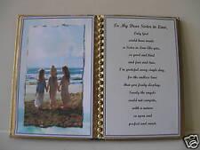 SISTER IN LAW BIRTHDAY GIFT/ CHRISTMAS GIFT/GIRLS/BEACH